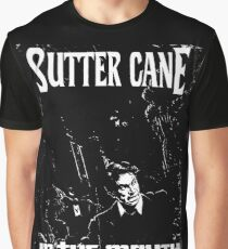 Sutter Cane's In The Mouth Of Madness Graphic T-Shirt