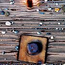 Bolt, Wood, Pebbles 'N Grit by Alvin-San Whaley