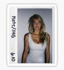 Kate Upton Sticker