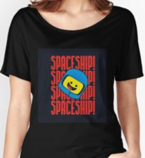 Spaceship Spaceship Women's Relaxed Fit T-Shirt