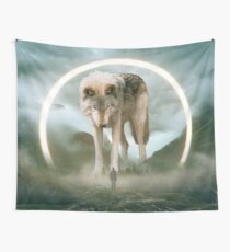 aegis | wolf Wall Tapestry