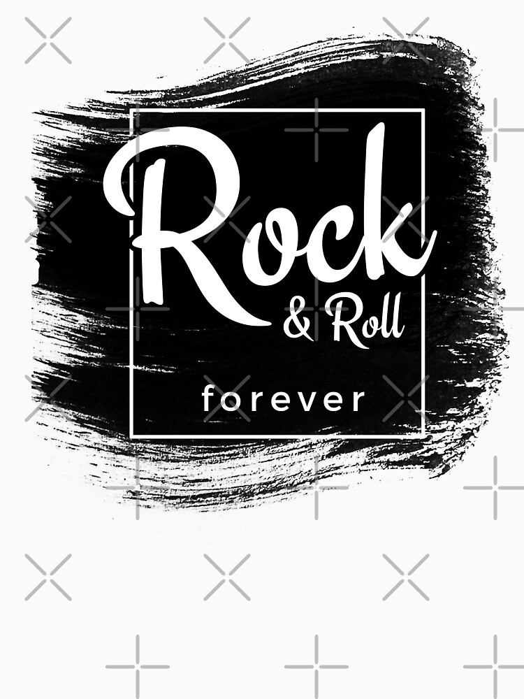 Rock and Roll Forever | Rock Music Art by CarlosV