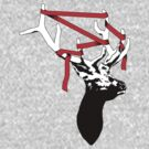 Stag-nant (Red-tape) by nofrillsart