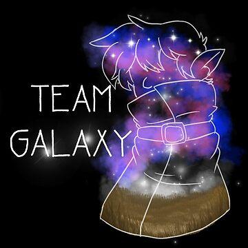 TEAM GALAXY by Artzombie