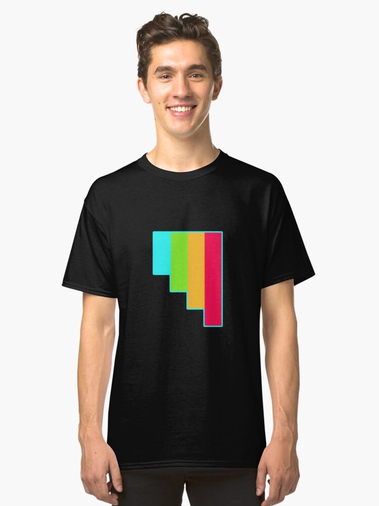 Panromantic Classic T-Shirt Front