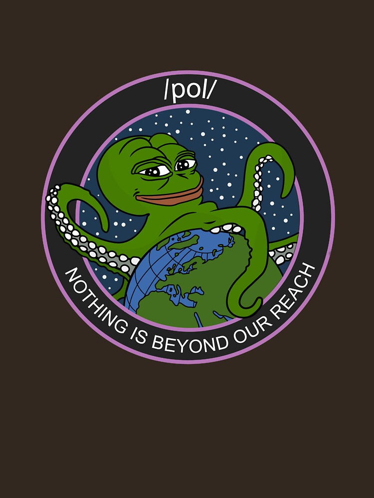 /pol/ Nothing Is Beyond Our Reach by ILovePearl