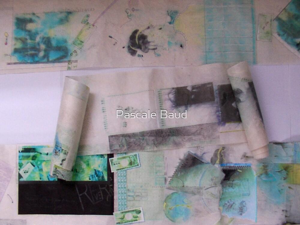 Rouleaux (de printemps) - Spring Rolls  by Pascale Baud