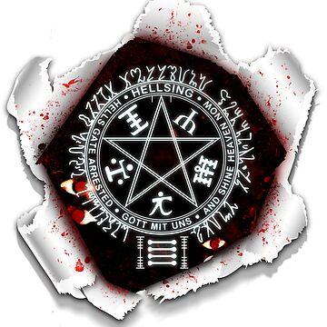 Hellsing  by Animenox