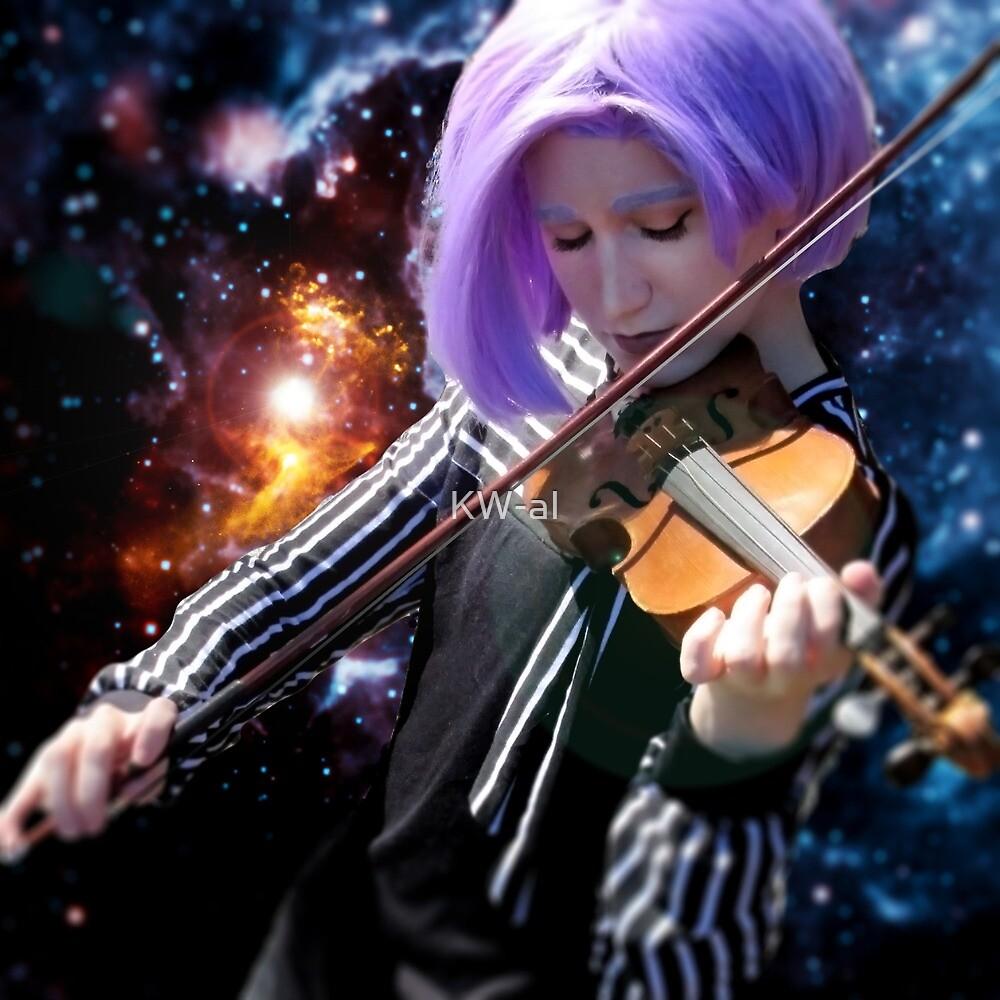 Kanae violin by KW-aI