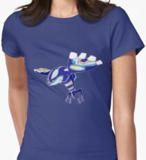 Kyogre Womens Fitted T-Shirt