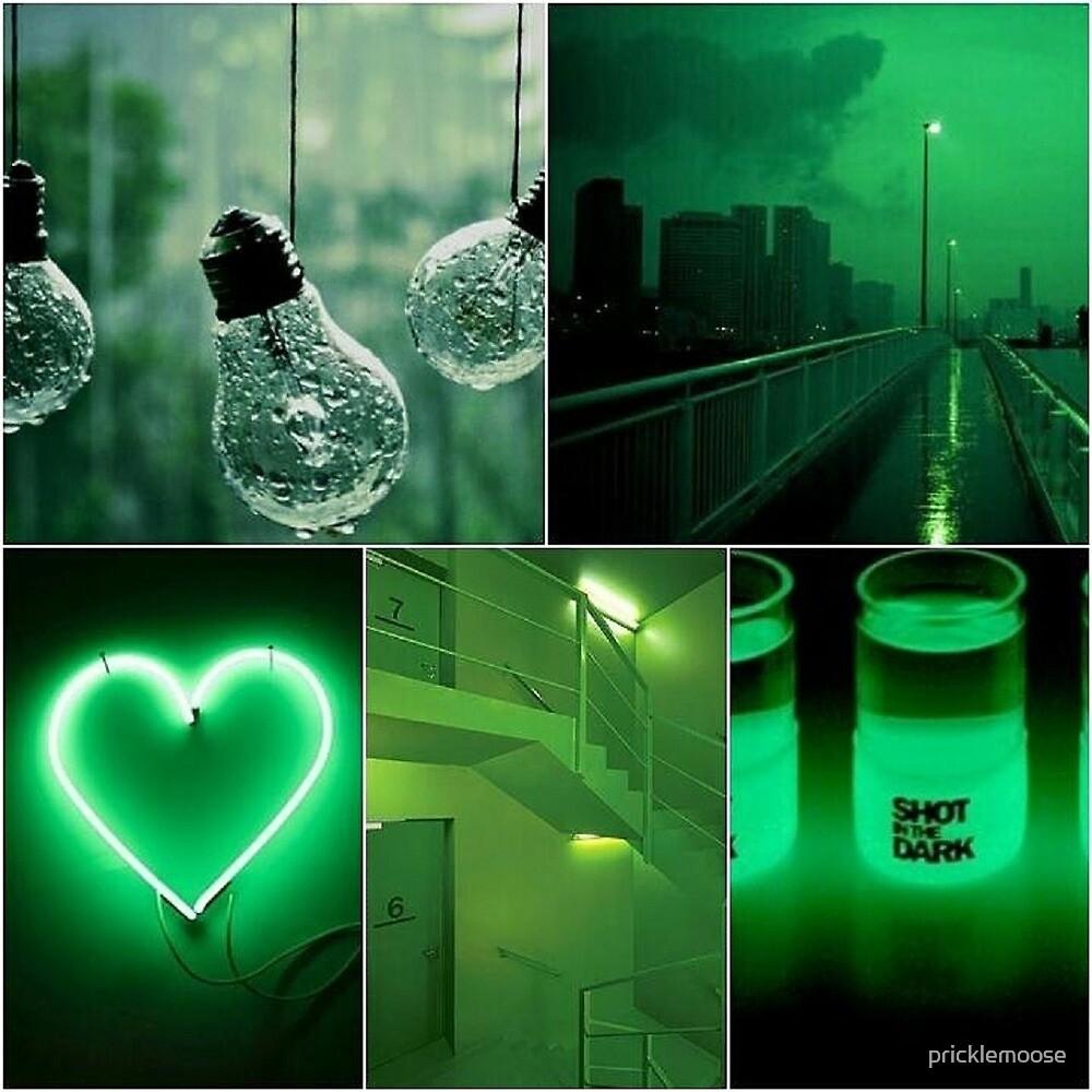 Green Aesthetic by pricklemoose