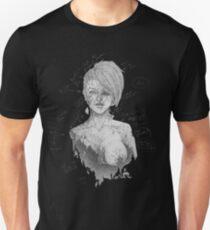 Cracked (Black) T-Shirt