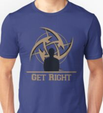 Ninjas in Pyjamas! Get Right Unisex T-Shirt