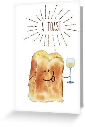 A Toast by Laura-Lise Wong