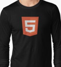 HBO SILICON VALLEY 'HTML5' Long Sleeve T-Shirt