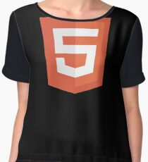HBO SILICON VALLEY 'HTML5' Chiffon Top