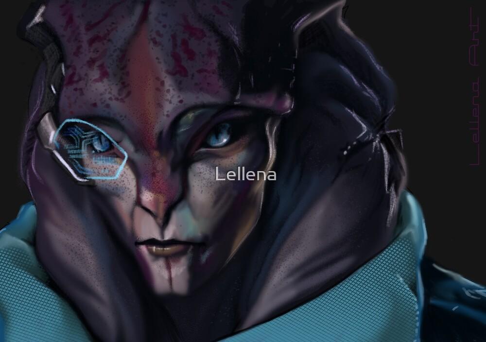 Jaal Ama Darav by Lellena