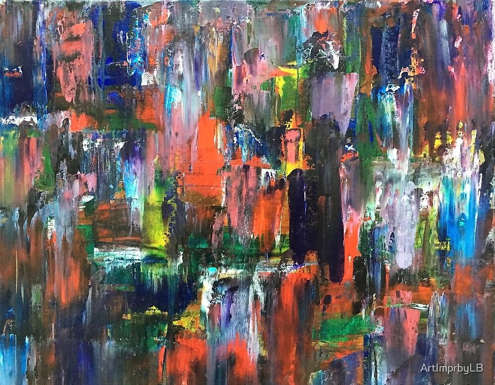 Raining Reflection by ArtImprbyLB
