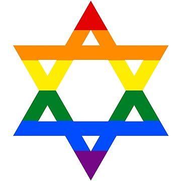 Gay Jew Pride by undaememe