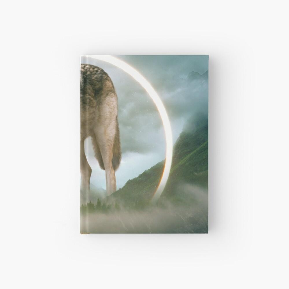 aegis | wolf Hardcover Journal