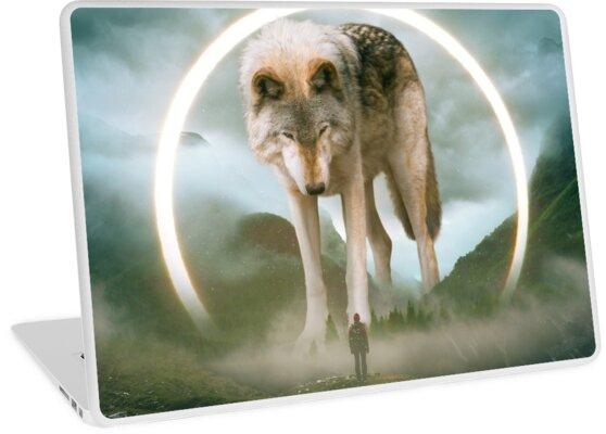 aegis   wolf by soaringanchor