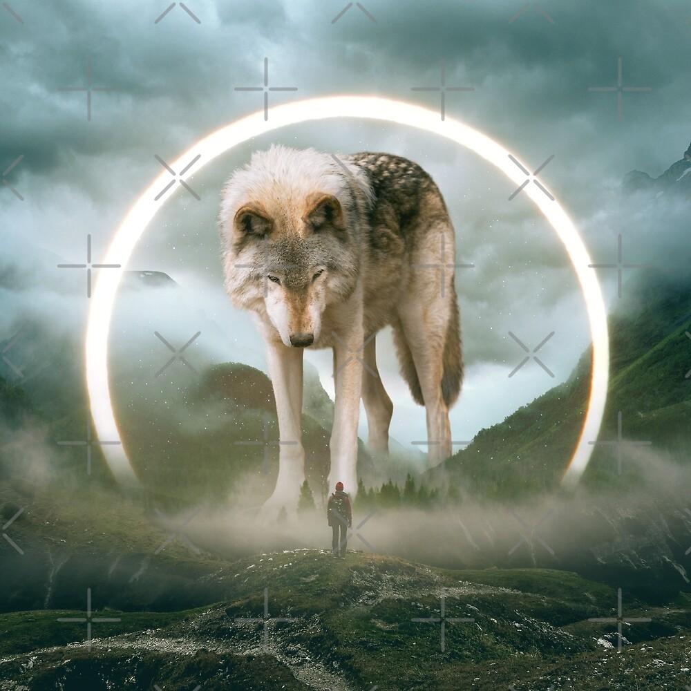 aegis | wolf by soaringanchor