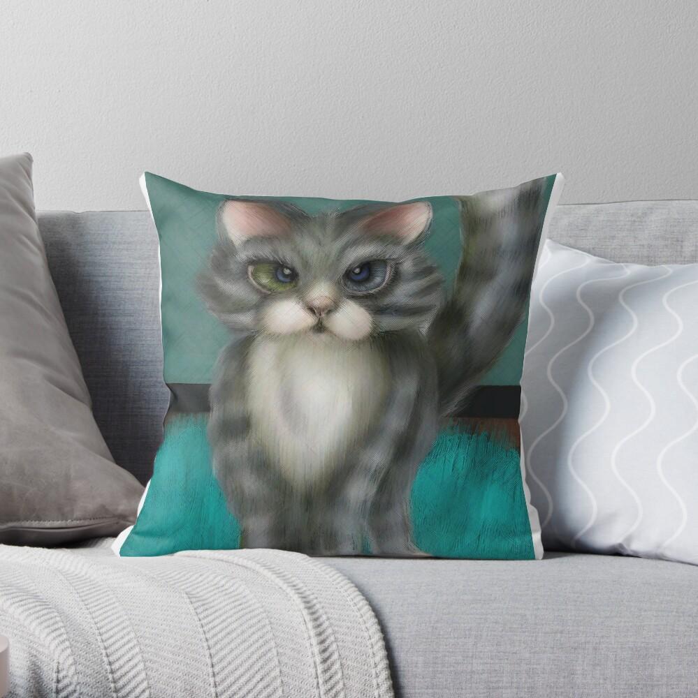 Boo Kitty Dekokissen