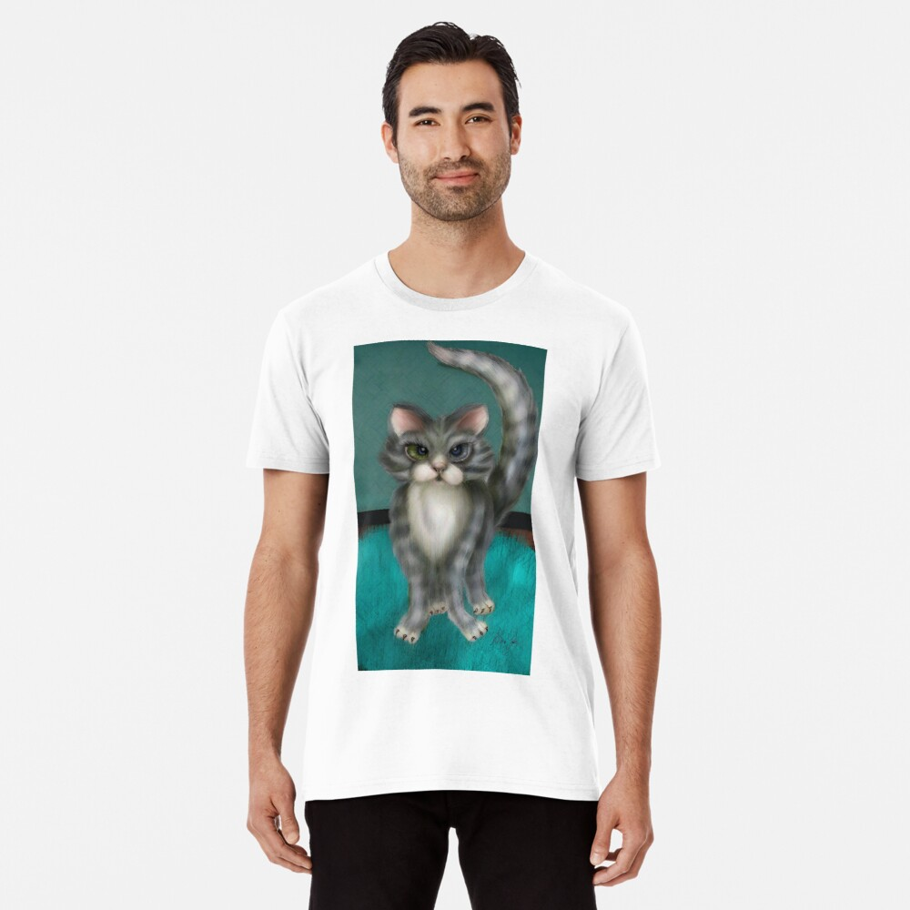 Boo Kitty Premium T-Shirt