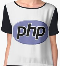 PHP SILICON VALLEY CODE PROGRAMMER Women's Chiffon Top