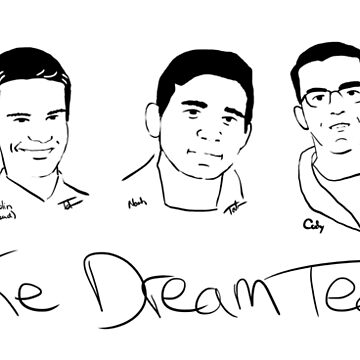 The Dream Team by colintart