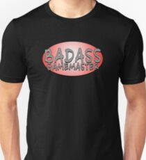 Badass Gamemaster Unisex T-Shirt