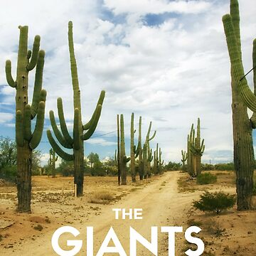 The Giants Cactus by zionocean