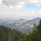 Hazey Day Over Mt Lemon - Santa Catalina Mountains - Tucson, Az by Ann  Warrenton