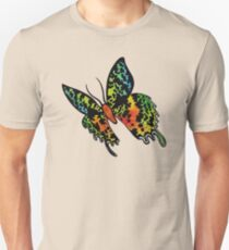Sunset Moth Unisex T-Shirt