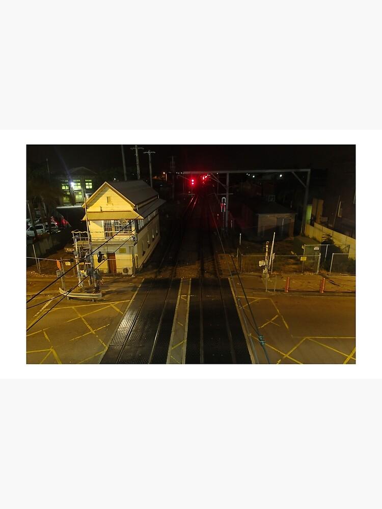 Beaumont St Crossing, Hamilton de ozscottgeorge