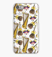 Venezuela Musical iPhone Case/Skin