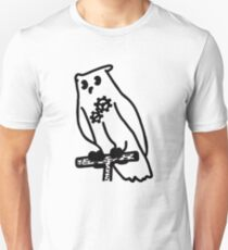 Vintage Artificial Owl 2 T-Shirt