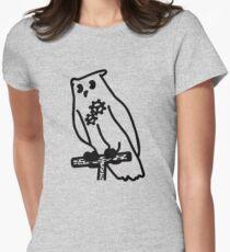 Vintage Artificial Owl 2 T-Shirt
