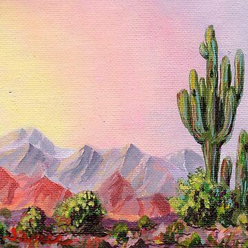 A Desert Scene * by JamesLHamilton