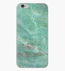 Vinilo o funda para iPhone Alfetta verde - piedra turquesa
