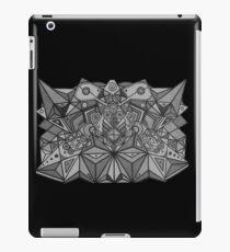 Folding Faces  iPad Case/Skin
