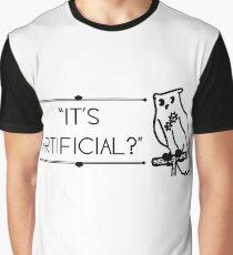 Vintage Artificial Owl 5 Graphic T-Shirt