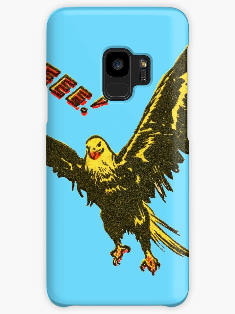 HAIEEEEE! Eagle In Flight by bnolan