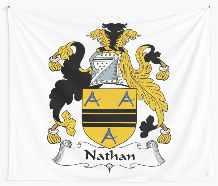 Nathan by HaroldHeraldry