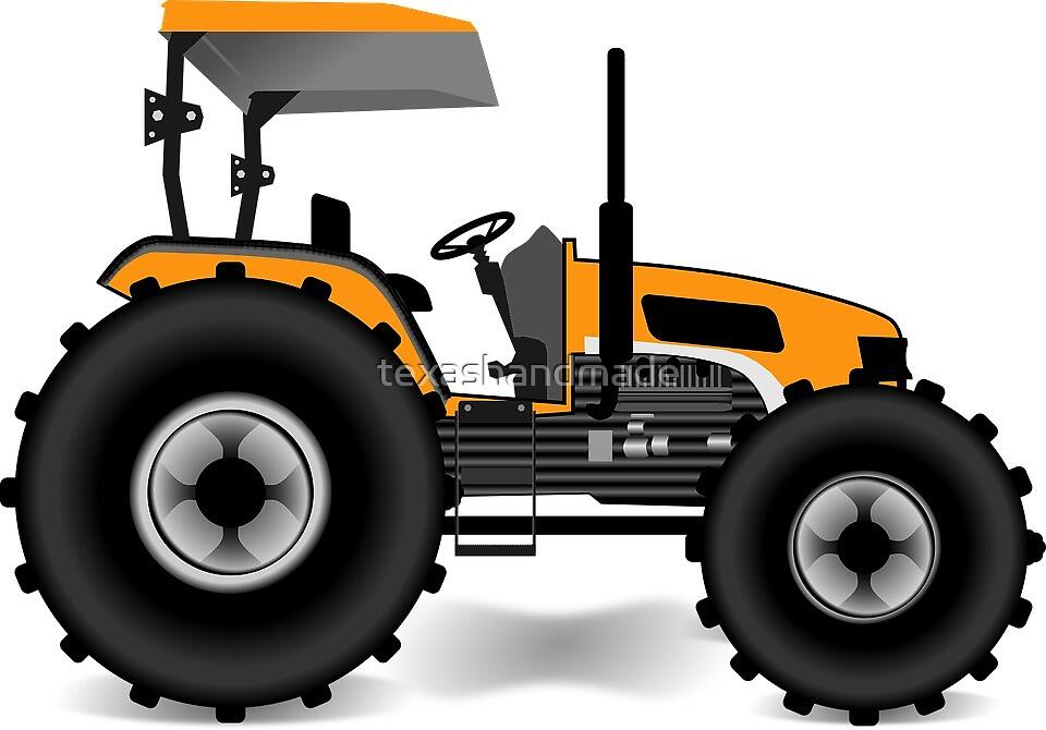 Tractor for Everyone by texashandmade
