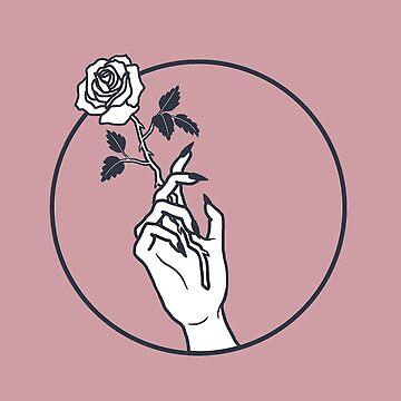 Rose by maryhorohoe