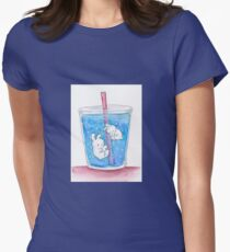 Ice Bunnies Womens Fitted T-Shirt