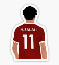 Mohammed Salah Sticker