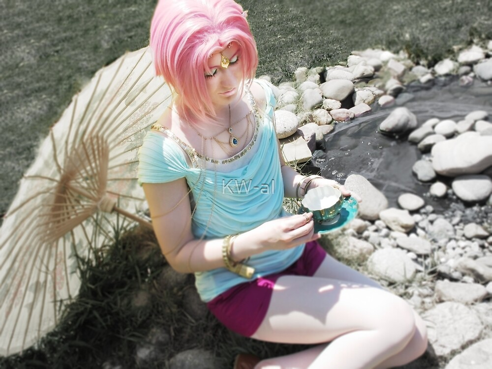 Linneus Cosplay by KW-aI