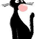Bubblegum Kitty by Bronzarino
